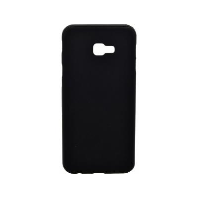 Silicone Premium Case Samsung J4 Plus 2018 Black