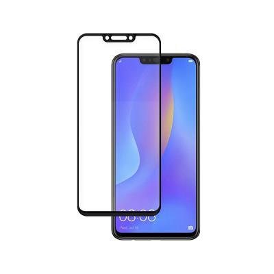 Tempered Glass Film Huawei P Smart Plus Fullscreen Black