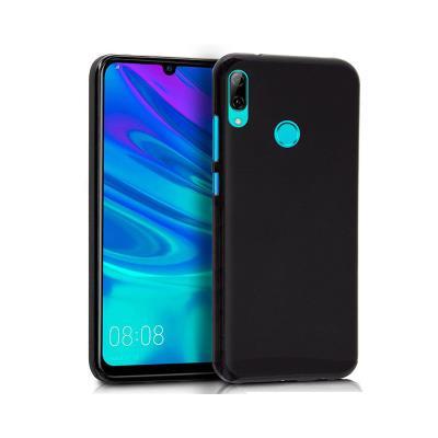 Capa Silicione Huawei P Smart 2019 Preta