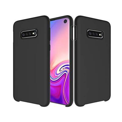 Silicone Case Premium Samsung S10 G973 Black