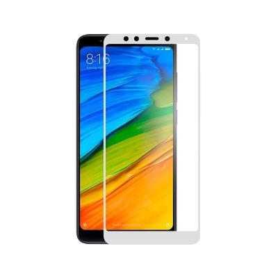 Tempered Glass Film Xiaomi Redmi 5 3D White