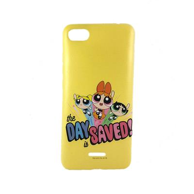 Cartoon Silicone Case Xiaomi Redmi 6A Yellow