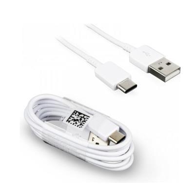 Cabo Dados Samsung Tipo C Branco (EP-DN930CWE)