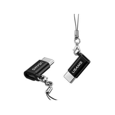 Adaptador Usams Micro USB / USB Tipo C