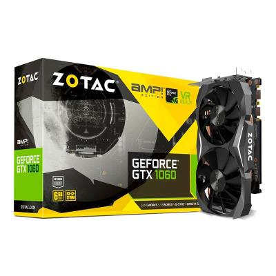 Placa Gráfica Zotac GeForce GTX 1060 6GB GDDR5X AMP! Edition