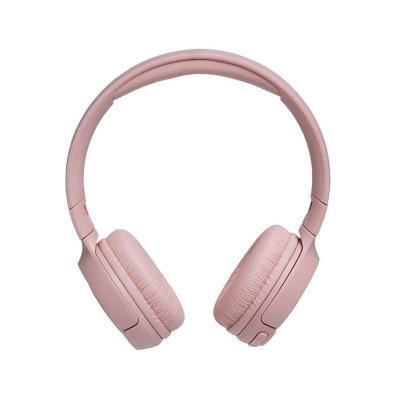Auscultador Bluetooth JBL Tune 500BT Rosa (T500BTPIK)