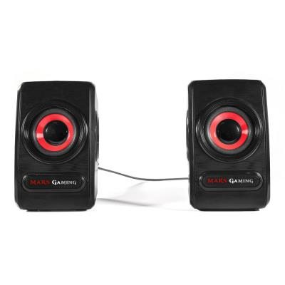 Altavoces  Mars Gaming USB 10W (MRS0)