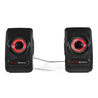 Speakers Mars Gaming USB 10W (MRS0)