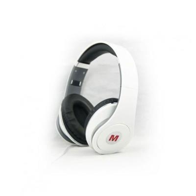 Headphones M.TK White/Black