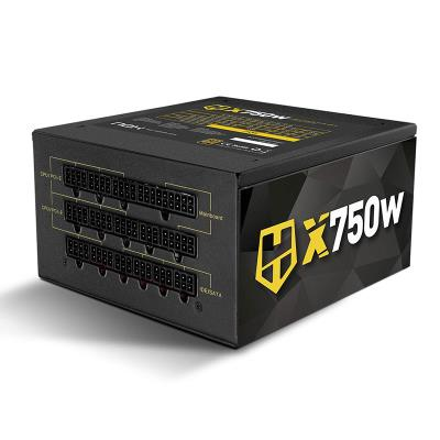 Power Supply Nox Hummer X 750W 80+ Gold Full-Modular