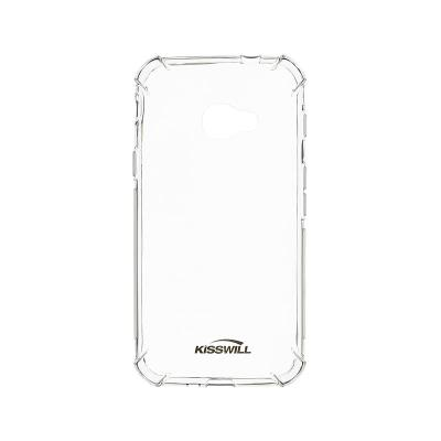 Capa Silicone Kisswill Shock Samsung Xcover 4 G390 Transparente