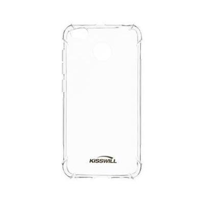 Capa Silicone Kisswill Shock Nokia 2.1 Transparente