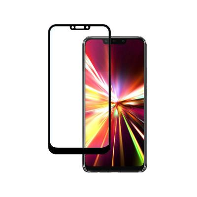 Tempered Glass Film Huawei Mate 20 Lite Fullscreen 5D Black
