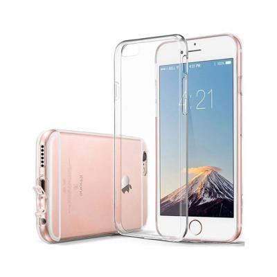 Silicone Cover iPhone 6 Transparent