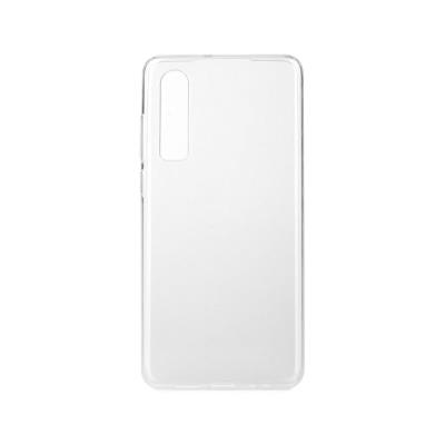 Silicone Cover Huawei P30 Transparent