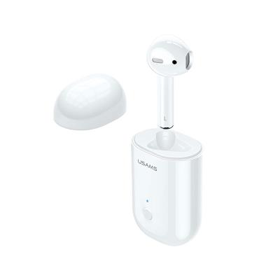Auricular Bluetooth Usams Mono Stereo Branco (US-LB001)
