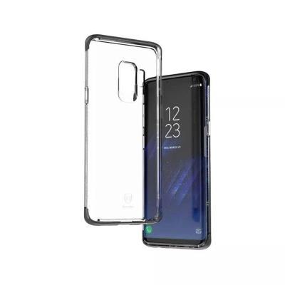 Capa Silicone Baseus Samsung Galaxy S9 Plus G965 Antiqueda Transparente