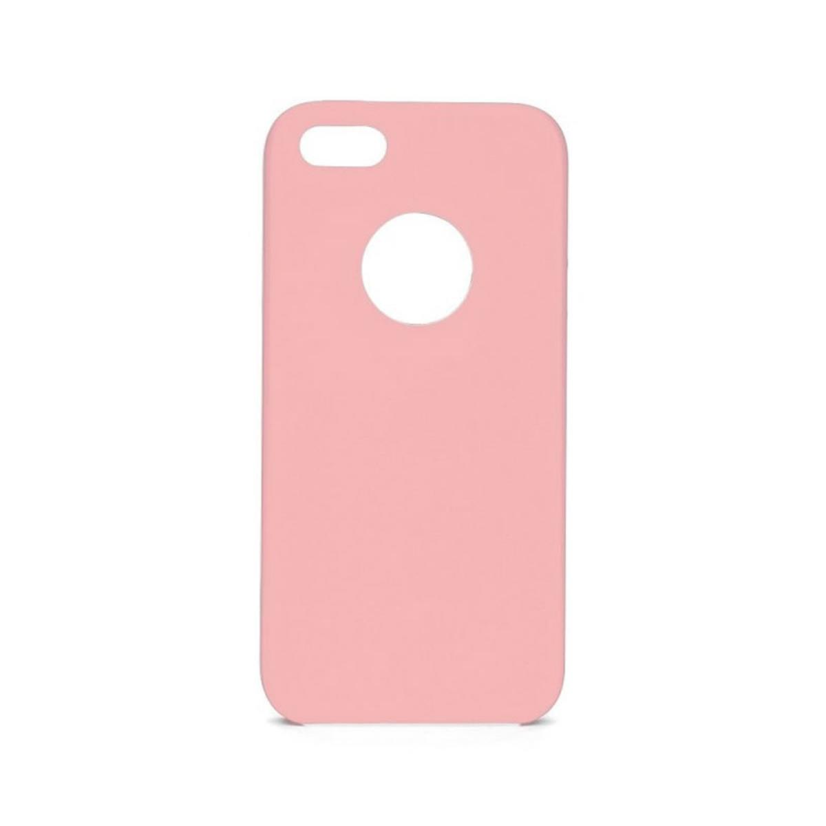 099bb994bb4 Compre online Funda Silicona Premium iPhone 5S/SE Rosa