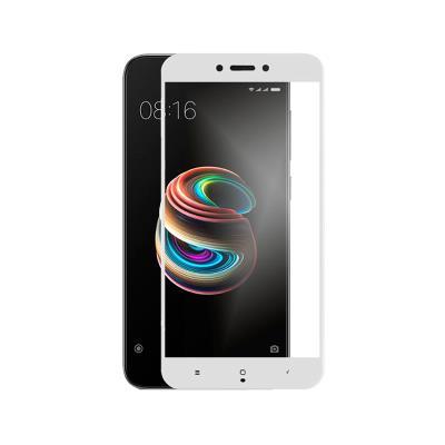 Película de Vidrio Temperado Xiaomi Redmi 5A 3D Blanca