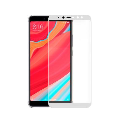 Película de Vidrio Temperado Xiaomi Redmi S2 3D Blanca