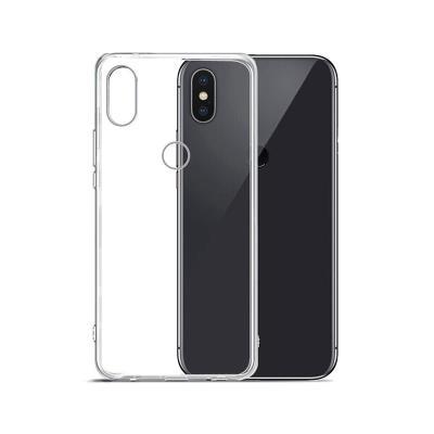 Capa Silicone Xiaomi Redmi Note 6 Pro Transparente