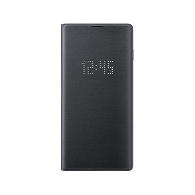 LED View Cover Original Samsung Galaxy S10 Black (EF-NG973PBE)