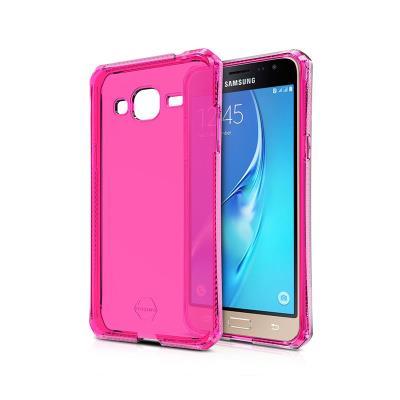 Silicone Cover ItSkins Samsung J3 2016 J320 Pink