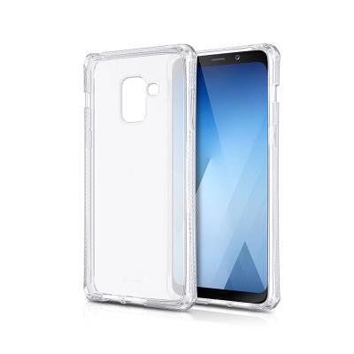 Silicone Cover ItSkins Samsung A8 A530 Transparent