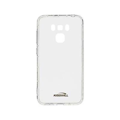 Capa Silicone Kisswill Asus Zenfone 4 Max/Max Plus ZC554KL Transparente