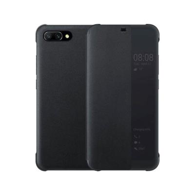 Funda Smart View Original Honor 10 Negra