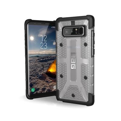 Cover Urban Armor Gear Samsung Note 8 Transparent/Black (N950)