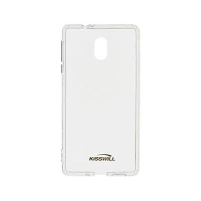 Silicone Cover Nokia 7 Plus Transparent
