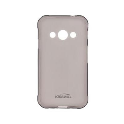 Capa Silicone Asus Zenfone 3 Selfie Pro ZD552KL Transparente Escura