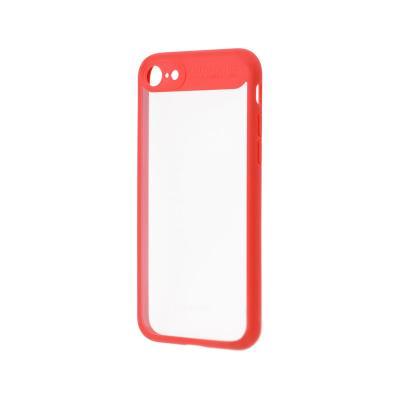 Capa Hard USAMS iPhone 7 Mant Vermelha