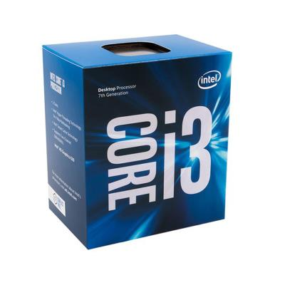 Processor Intel Core i3-7100 3.9GHz 3MB Socket 1151