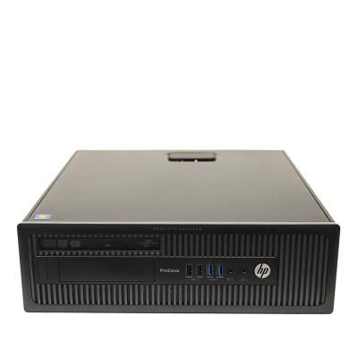 Torre HP 400 G1 SFF i3-4130 SSD 240GB+500GB/8GB Reacondicionado