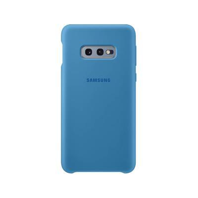 Capa Silicone Original Samsung S10e Azul (EF-PG970)
