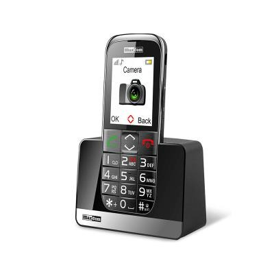 Maxcom MM720 Single SIM Preto