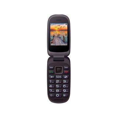 Maxcom MM818 Dual SIM Preto/Vermelho