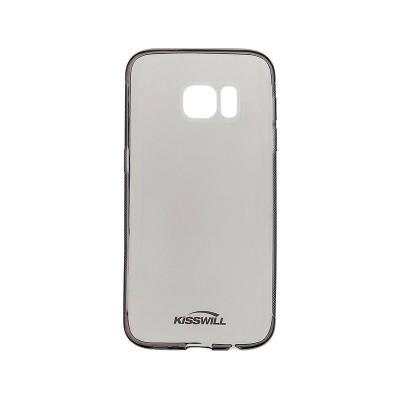 Silicone Cover Kisswill Samsung S7 Edge Transparent