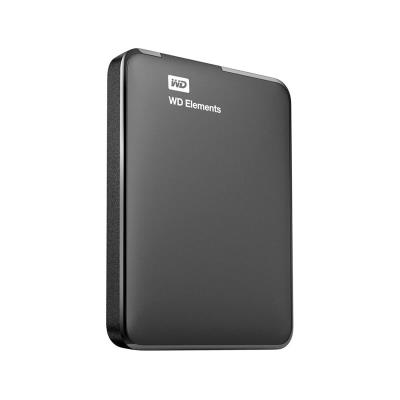 External Hard Drive Western Digital 1TB 2.5'' USB 3.0 Black