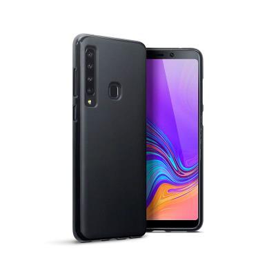 Silicone Samsung A920 A9 2018 Preto