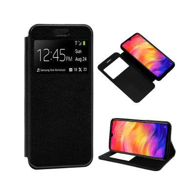 Flip Cover Xiaomi Redmi Note 7 Black