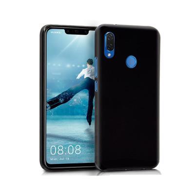 Silicone Cover Huawei P Smart Plus Black