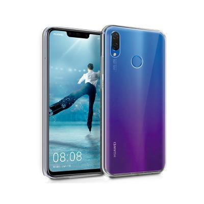 Silicone Cover Huawei P Smart Plus Transparent
