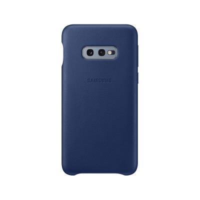 Funda Leather Original Samsung Galaxy S10e Azul (EF-VG970LNE)