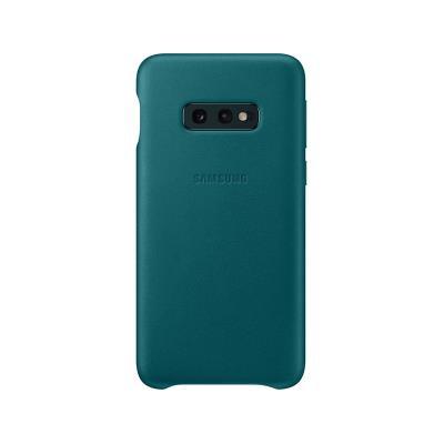 Funda Leather Original Samsung Galaxy S10e Verde (EF-VG970LGE)