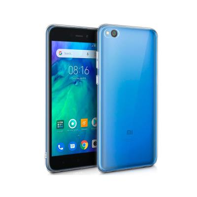 Silicone Cover Xiaomi Redmi Go Transparent