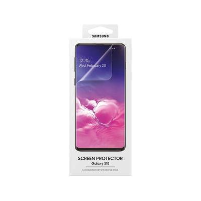 Película de Plástico Original Samsung Galaxy S10 (ET-FG973CTE)