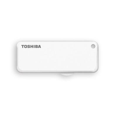 Pen USB Toshiba 64GB TransMemory U203 Branca